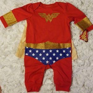 Infants Wonder Woman Onesie